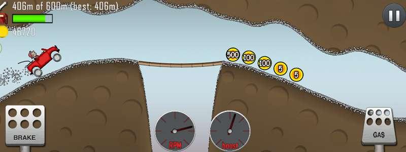 Hill Climb Racing Review