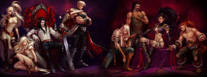 kings bounty dark side header