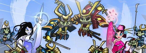 skulls of the shogun header
